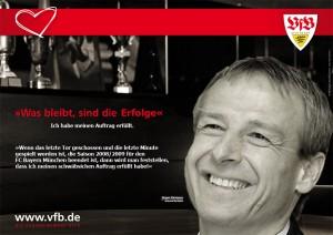 Jürgen Klinsmann: Auftrag erfüllt